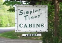 Simpler Times Cabins-Home