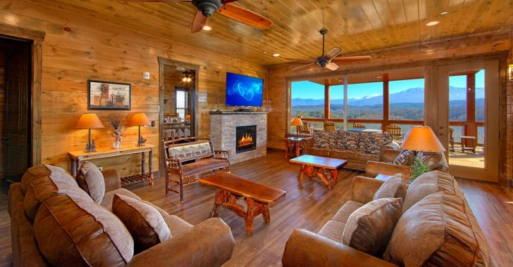 Permalink to Luxury Cabins In Tennessee