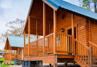 Cabin Camping In Ohio-Campground Cabin Rentals – Clay's Park Resort
