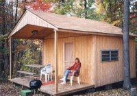 Cabin Camping In Ohio-Hocking Hills Camping Cabin: Happy Hills Campghround – Nelsonville Ohio