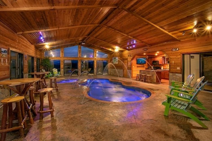 Permalink to Tennessee Cabins With Pools