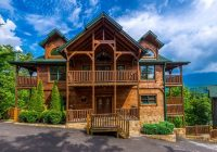 luxury cabins in gatlinburg and pigeon forge tn Mountain Cabins In Tennessee