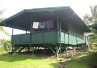 outside of cabin 4 picture of waianapanapa state park cabins Waianapanapa State Park Cabins