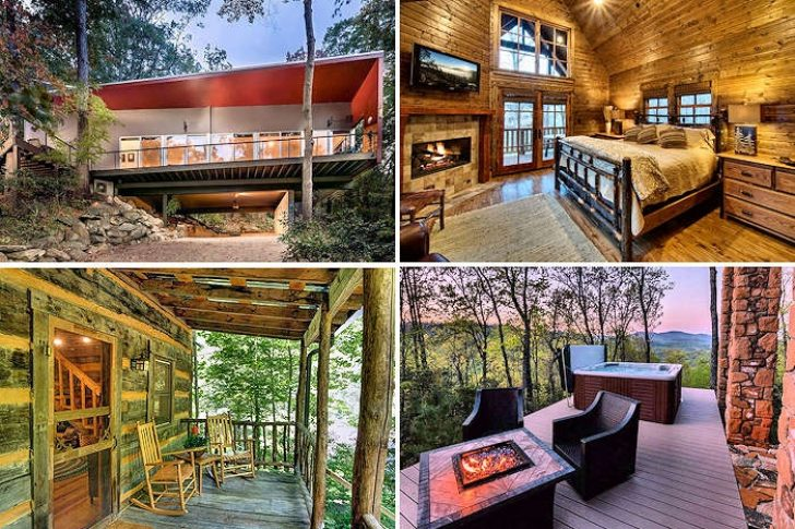 Permalink to Cozy Romantic Cabins In Asheville Nc